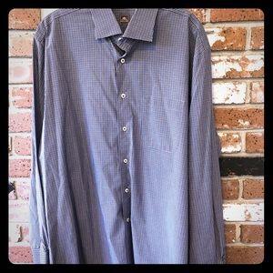 Peter Millar long sleeved shirt.